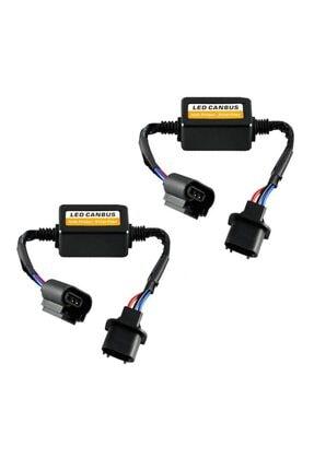 Techmaster H13 Soket Canbus Arıza Işığı Dekoder Söndürücü 2 Adet