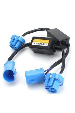 Techmaster 9004 9007 Soket Canbus Arıza Işığı Dekoder Söndürücü 2 Adet