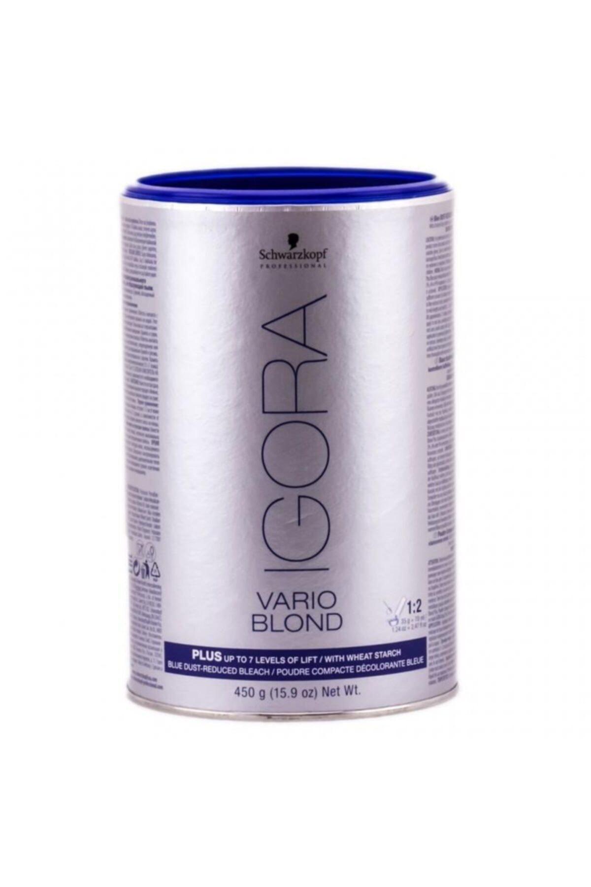 Igora Oryal Mavi Açıcı Vario Blond Plus 450gr 1
