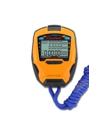 CastimoLab D-308 100 Lap Hafizali 1/1000 Saniye Profesyonel Tip Kronometre