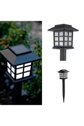 Alfa Güneş Enerjili Sokak Lamba Tasarımlı Solar Bahçe Aydınlatması
