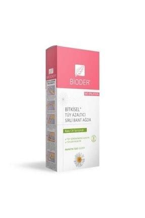 Bioder Epiten Bitkisel Tüy Azaltıcı Sirli Vücut Bandı 12 Li Kuru
