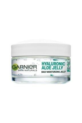 Garnier Garnıer Hyaluronik Aloe Jel - Günlük Nemlendirici Jel 50 Ml