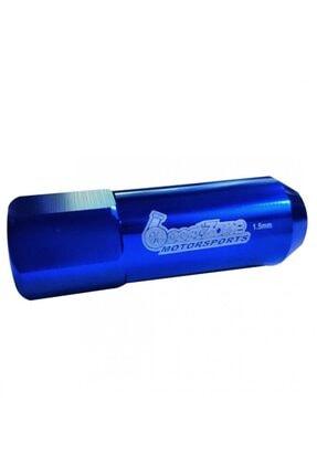 BoostZone Renkli Uzun Bijon Takımı Mavi