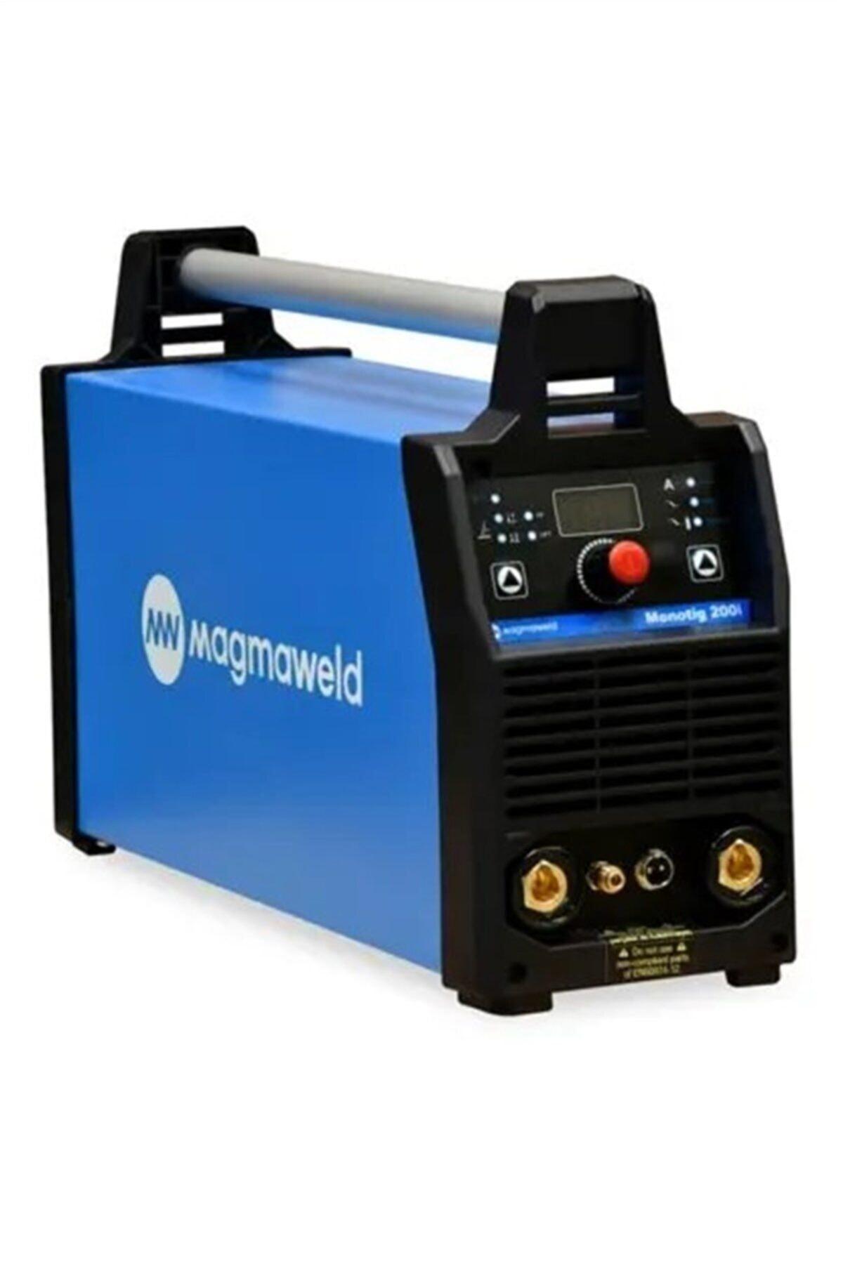 Magmaweld Ministick 165 Amper Inventer Kaynak Makinesi 1
