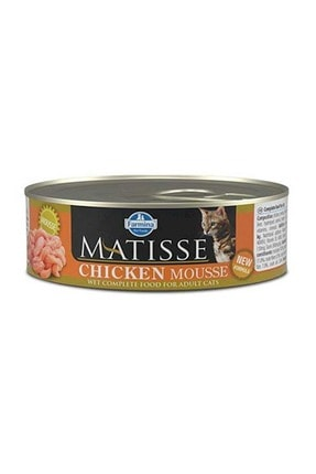 Matisse Mousse Tavuk Etli Kedi Konservesi 85 Gr (12 Adet)