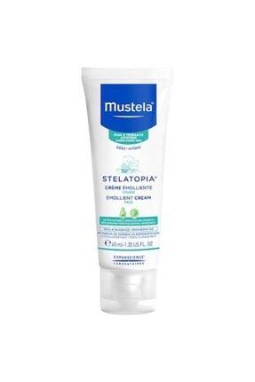 Mustela Stelatopia Emollient Face Cream Yüz Kremi 40 Ml