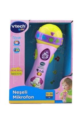V-tech Neşeli Mikrofon ( Pembe ) 078758 078758 078758 078758 /