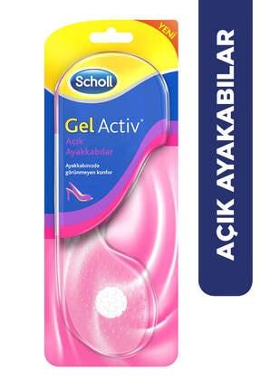 Scholl Gelactiv Tabanlık, Kadın - Açık Ayakkabılar Için