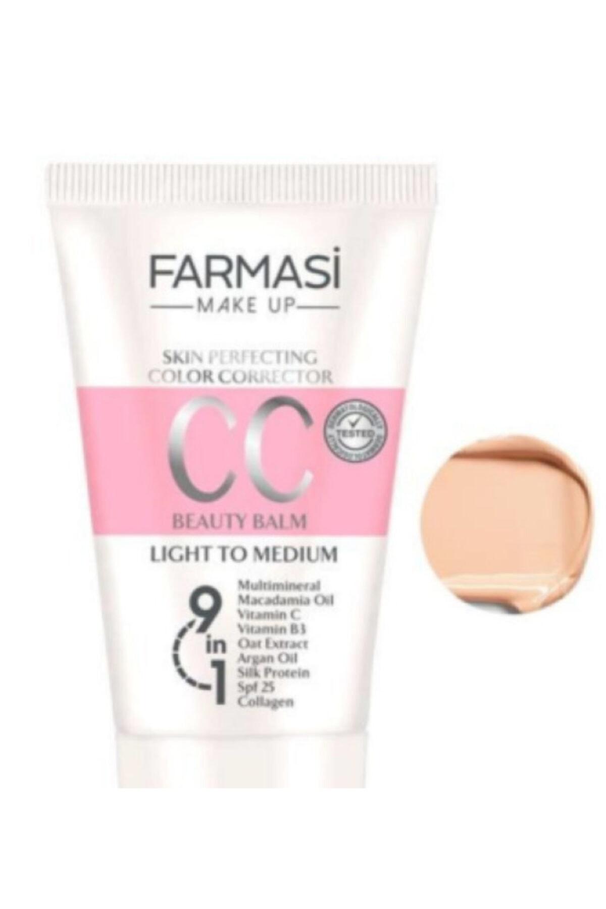 Farmasi Cc Krem - All In One - Orta Renk 50 ml 1