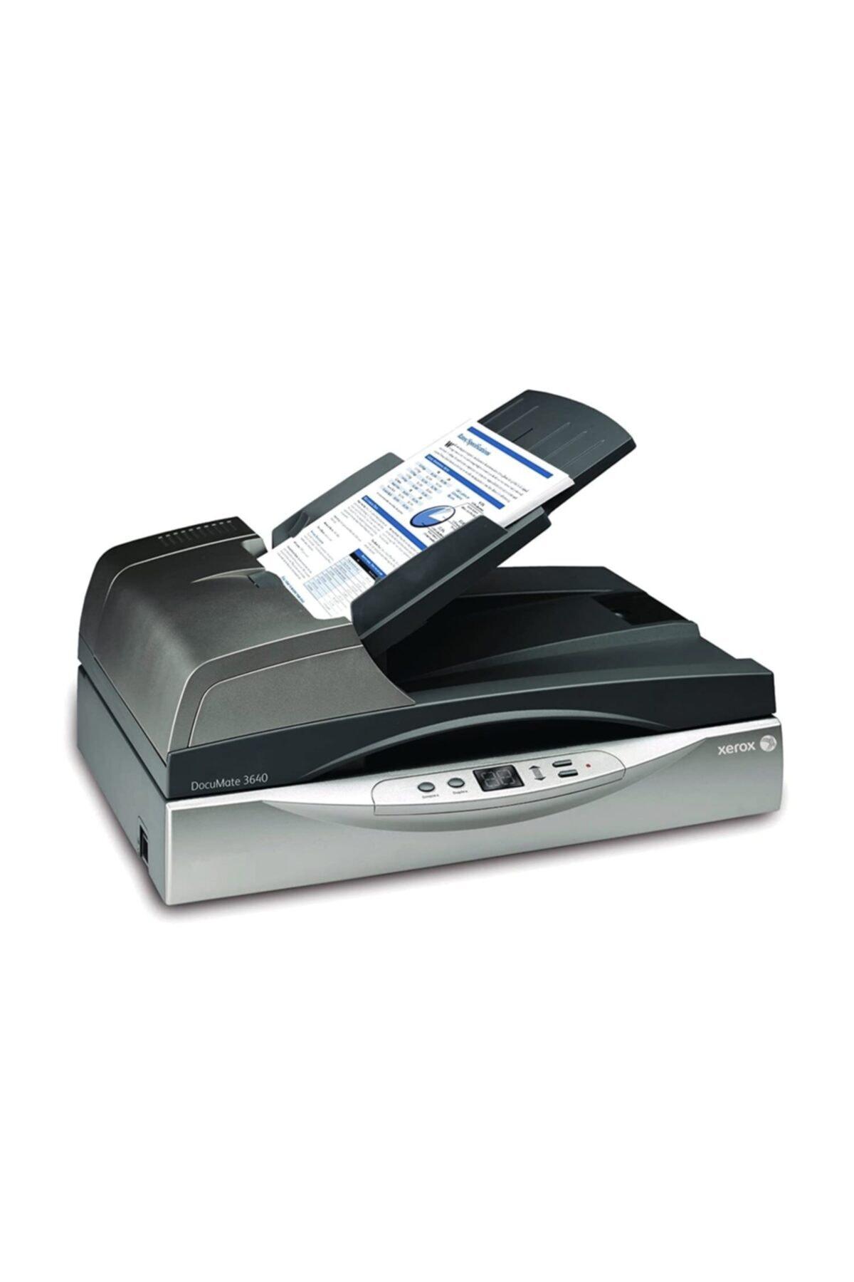 XEROS Xerox Documate 3640 1