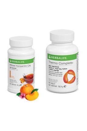 Herbalife 50 Gr Çay + Thermo Complete™ 90 Tablet