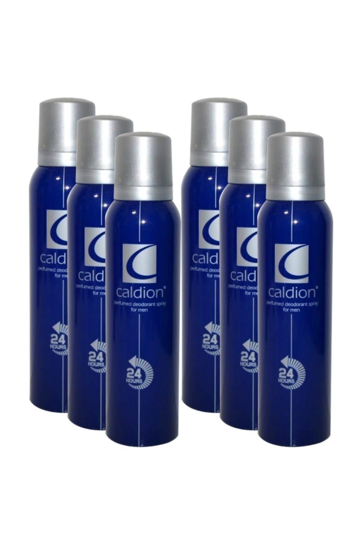 Caldion Erkek Deodorant 150 Ml 6 Adet 1
