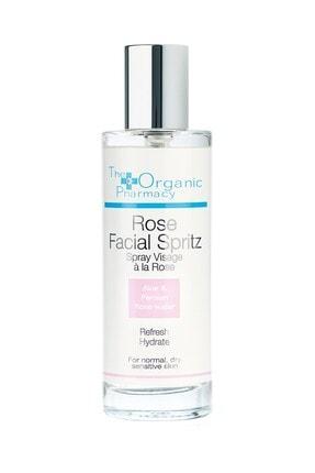 The Organic Pharmacy Gül Özlü Yatıştırıcı Tonik - Rose Facial Spritz 100 Ml 5060063490496