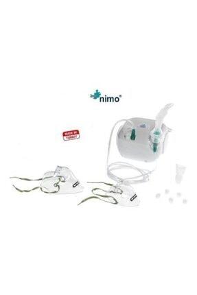 Nimo Mini Kompresörlü Kompak Nebulizatör Cihazı