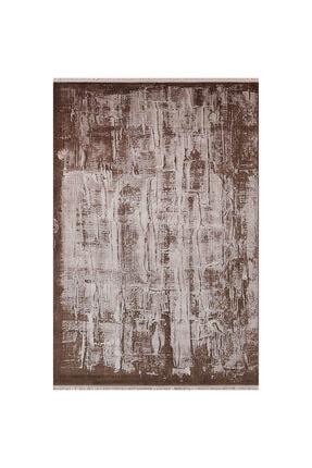 Sanat Halı Kahverengi Halı 200x290