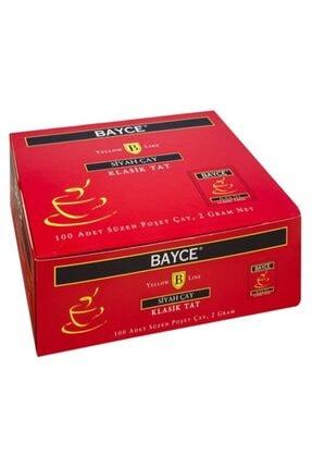 Beta Tea Bayce Classic Taste Bardak Poşet 100 X 2 Gr