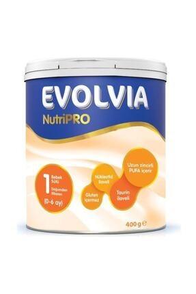 Evolvia 1 Nutripro Bebek Sütü 400 Gr