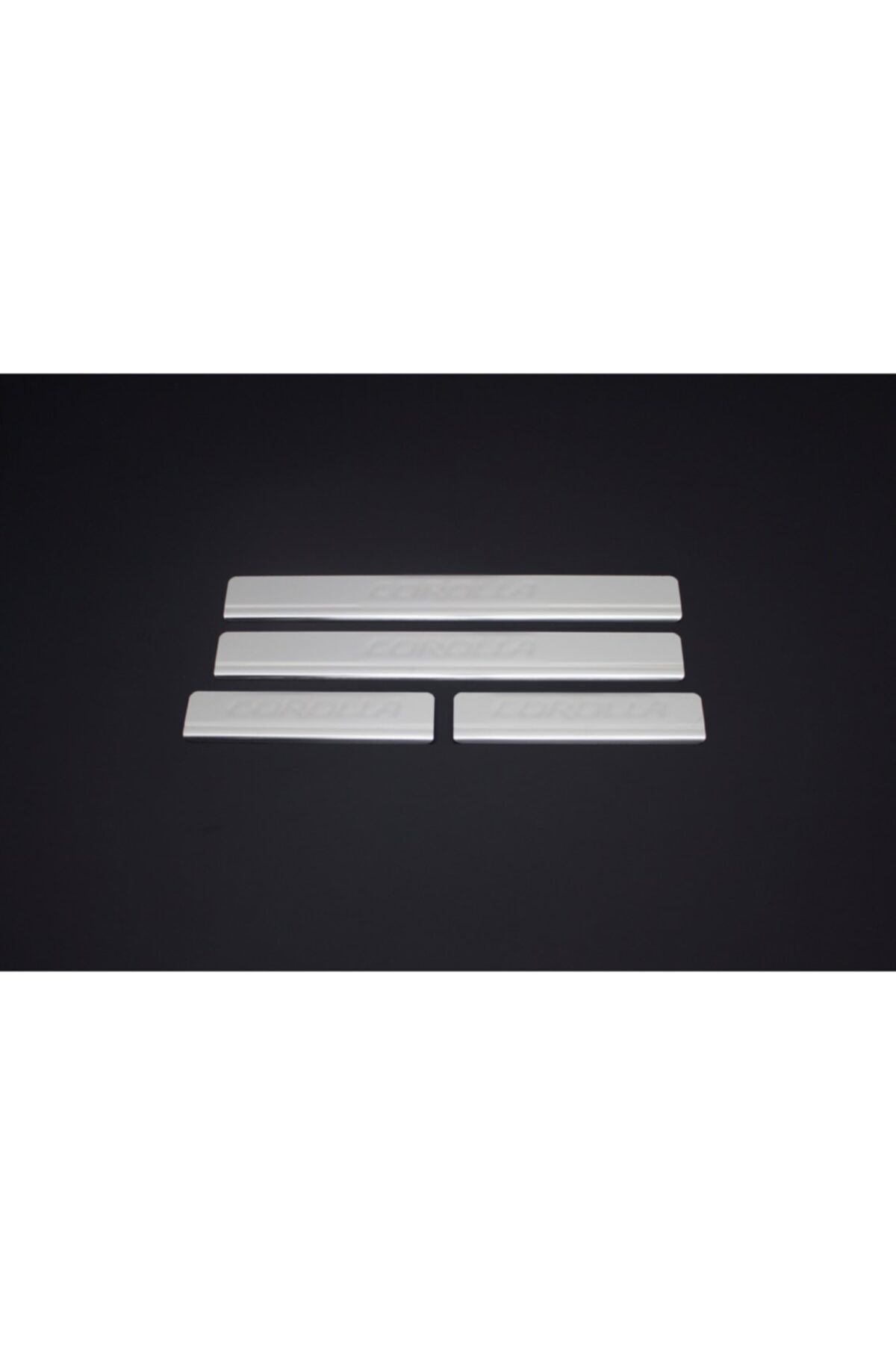OmsaLine Toyota Corolla Sd 2013-2019 Kapı Eşiği 4 Prç. P.çelik Yazısız 1