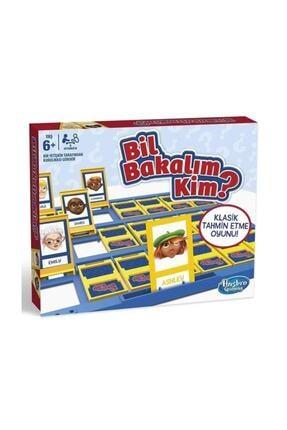 Hasbro Bil Bakalım Kim (yeni) Aile Tahmin Oyunu