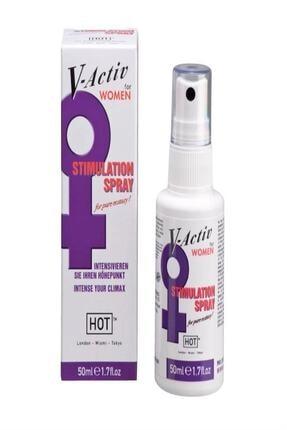 Hot V-activ Kadınlar Için Uyarıcı Sprey