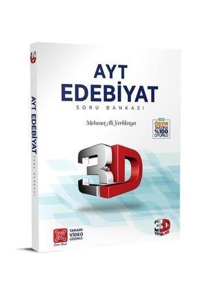 Çözüm Yayınları 3d Yayınları Ayt Edebiyat Soru Bankası