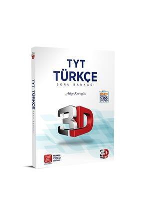 Çözüm Yayınları Tyt 3d Türkçe Soru Bankası