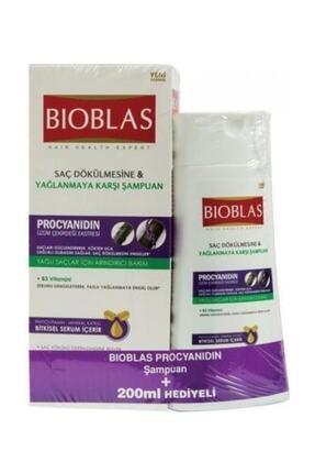 Bioblas Şampuan 360 Ml + 200 Ml Saç Dökülmesine Karşı