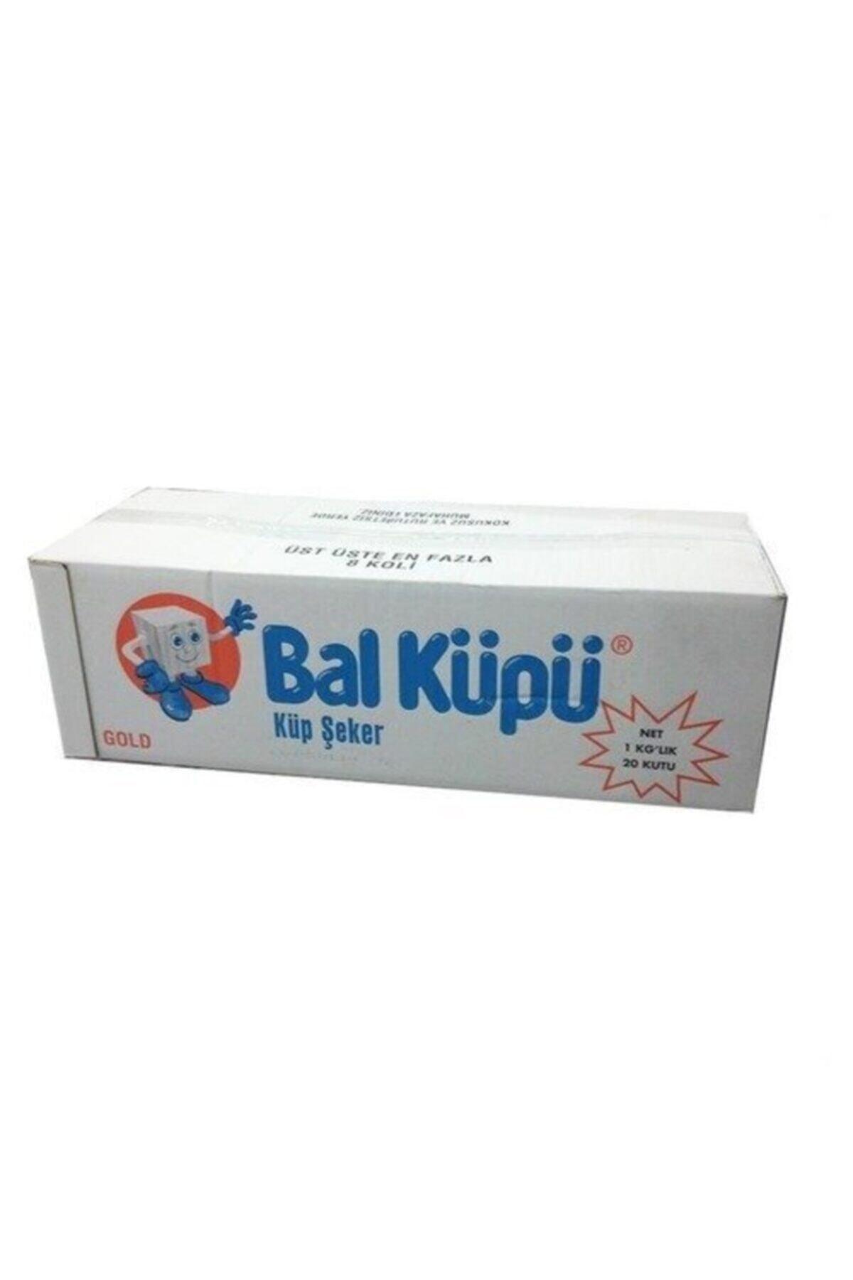 Bal Küpü Balküpü Küp Kesme Şeker 1 Kg 20 Adet 2