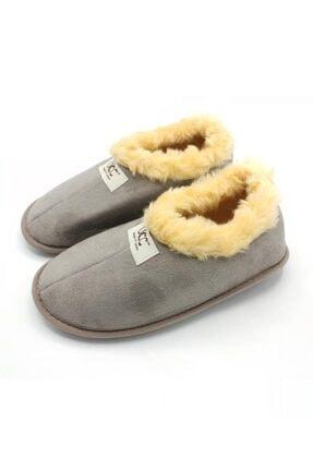 Fogs Unisex Panduf Ev Içi Ayakkabısı Yumuşak Taban
