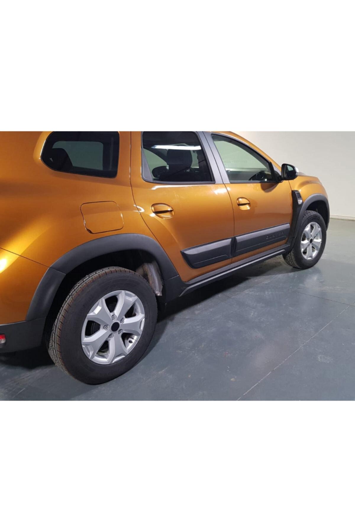 Meliset Dacia Duster Çamurluk Ve Kapı Dodik 12 Prç.abs Set (2018-) 2
