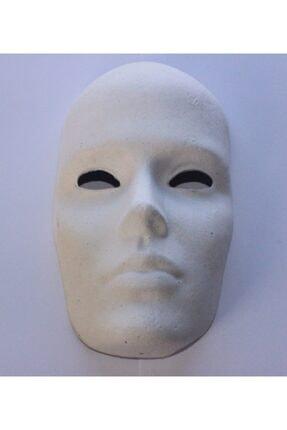 Joy and Toys Boyanabilir Boyama Maskesi ( Kız ) Kağıt Karton Maske 1 Adet