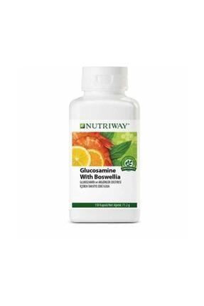 Amway Glucosamine With Boswellia Nutrıway Amw100108