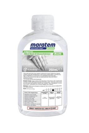 Eczacıbaşı Maratem M 105 Alkol Bazlı El Dezenfektanı
