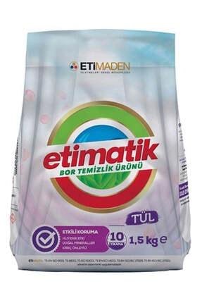 Eti Matik Tül Çamaşır Deterjanı 1,5 Kg