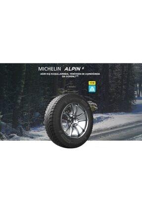 Michelin 2020 Mıchelın 205/55 R16 91h Alpın 6 ( H Hız Sınıfı )