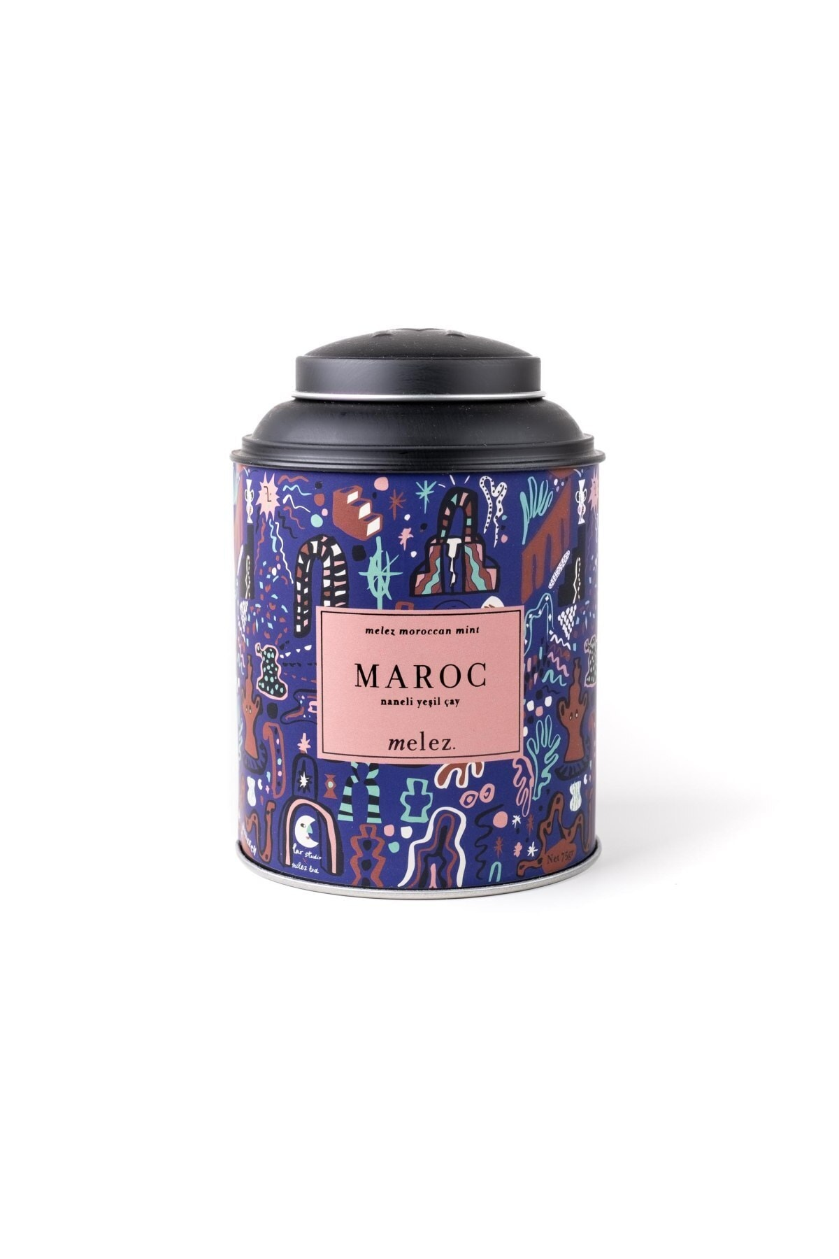 Melez Tea Maroc 75 Gr (naneli Yeşil Çay) 1