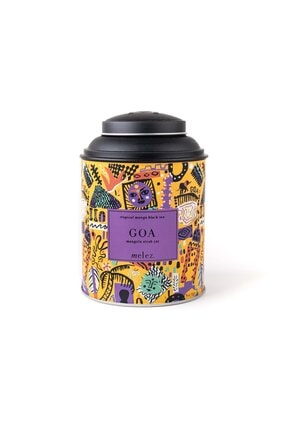 Melez Tea Goa 75 Gr (mangolu Siyah Çay)