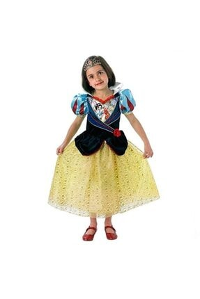 Sunman Disney Pamuk Prenses Shimmer Kostüm 7-8 Yaş