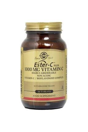 Solgar Ester C Plus 1000 Mg 60 Tablet