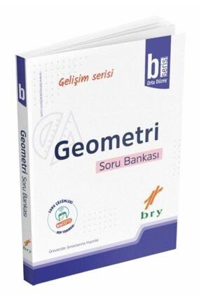 Birey Yayınları Üniversiteye Hazırlık Gelişim B Serisi (orta-ileri Düzey) Geometri Soru Bankası