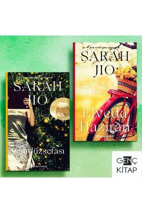 Epsilon Yayınevi Sarah Jıo 2 Kitap Set Gündüz Sefası - Elveda Haziran Yeni Yayınevi Yeni Baskılar
