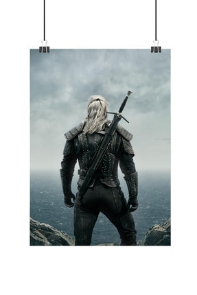 222 Concept The Witcher Posteri Full Hd 33x48 P1