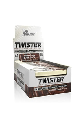 Olimp Twister Hi Protein Bar 60 Gr 24 Adet - Çikolata
