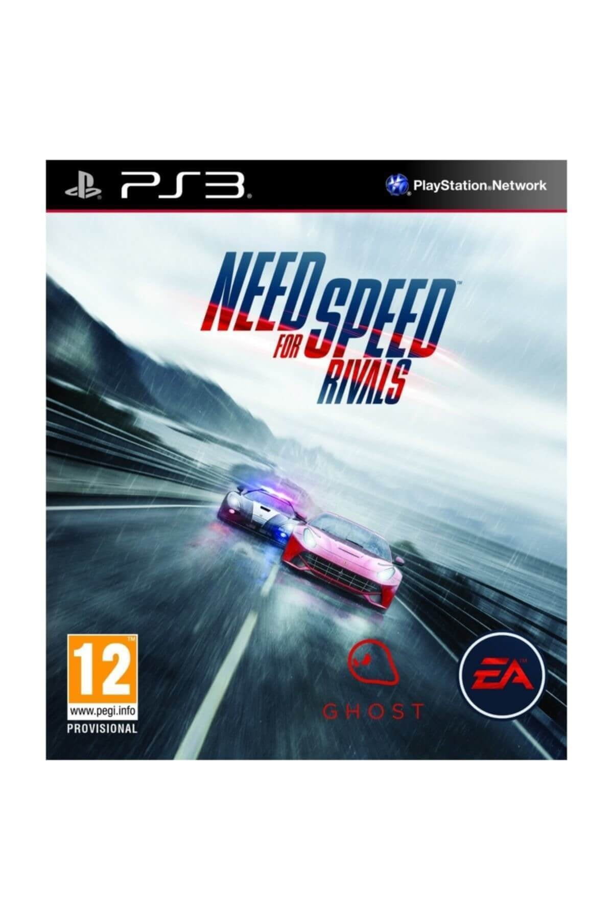 Electronic Arts Need For Speed Rivals Ps3 Oyun 1