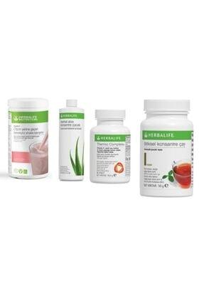 Herbalife Yağ Yakıcı Set 05