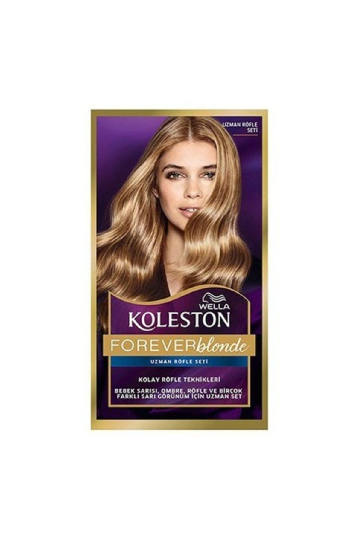 Koleston Saç Boyası Röfle Seti 1