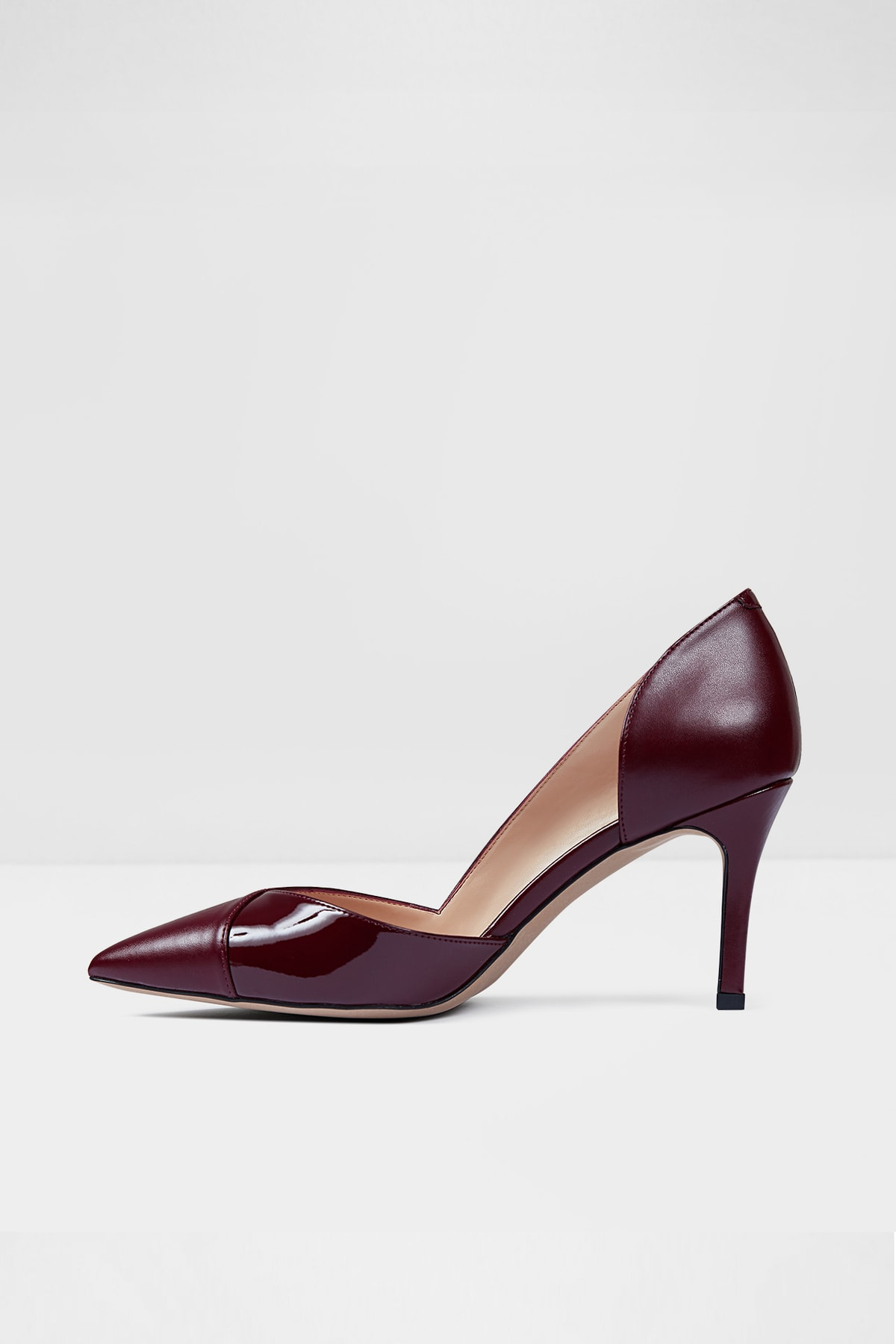Aldo Kadın Bordo Topuklu Ayakkabı Unıty-tr 2