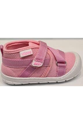 Vicco Kız Çocuk Pembe 959b20k450 Kışlık Panduf Terlik Kreş Ayakkabısı