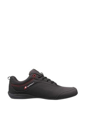 MP Erkek Siyah Bağcıklı Spor Ayakkabı